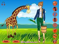 Zookeeper Dress Up