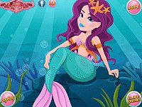 Mermaid Spa Day