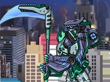 Assemble Dino Robot Mosasaurus