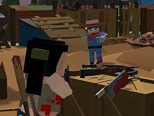 Zombie Siege Outbreak