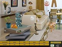 Hidden Objects Room 4