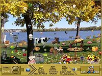 Hidden Objects - Lake View