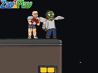 Zombie Toss