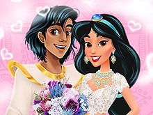Princess Magical Wedding!