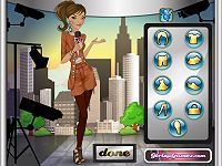 News Reporter Dress Up