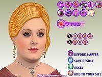 Adele Make-Up