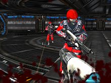 Evolution Multiplayer FPS