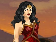 Amazon Warrior Wonder Woman