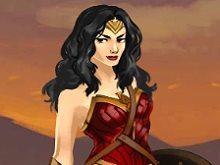 Amazon Warrior Wonder Woman
