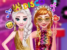 Sisters Disco Fever