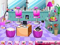 Hidden Objects - Makeup Room