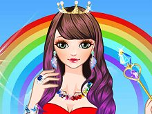 Rainbow Princess