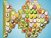 Fruit Mahjong: Fish Mahjong