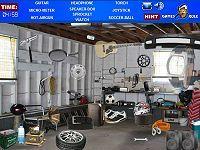 Hidden Objects - Garage