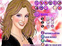 Britney Spears Make Up