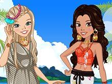 Zoe & Lily: Spring Break