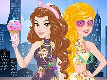 Princesses Summer In The City