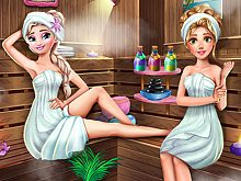Ice Queen Sauna Realife
