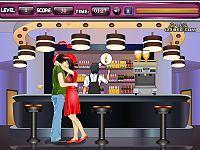 Vanessa And Zac Kissing