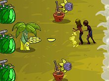 Fruit Zombie Defense 3