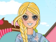 Barbie Pretty in Denim