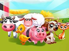 Fun With Farms: Animals Learning