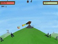 HUGO: Cannonball