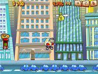 Bobby Nutcase Moto Jump