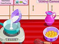 Wedding Cake Cooking