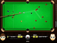 Billiard Blitz - Snooker Star