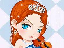 Amazing Violin Girl