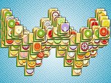 Fruit Mahjong: Blade Mahjong