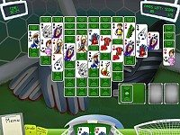 Soccer Cup Solitaire