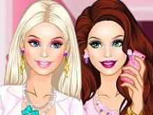 Barbie College Selfie