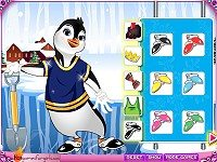Summer Penguin Dress Up