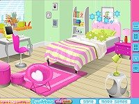 Cute Yuki's Bedroom
