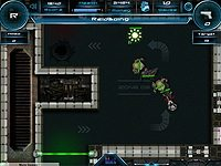 Aliens Attack (Free Flowing Alien Shooter)