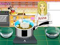 Anna's Chocolate Cake