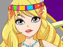 Beautiful Archer's fairy