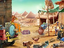 The Sands of Egypt