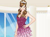 Grape Princess Dress Up