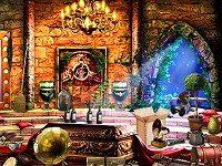 Game in the Secret Vampire House