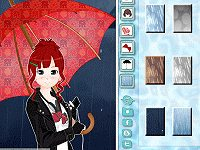 Anime Rainy Day Makeover