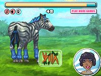 Feed Zebra