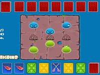 Blob Wars BigDino Games