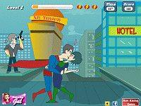 Super Hero Kiss