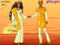 African Posh Wedding