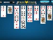 Freecell Solitaire Mobile