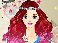 Dip Dye Hair Makeover