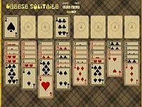 Cheese Solitaire